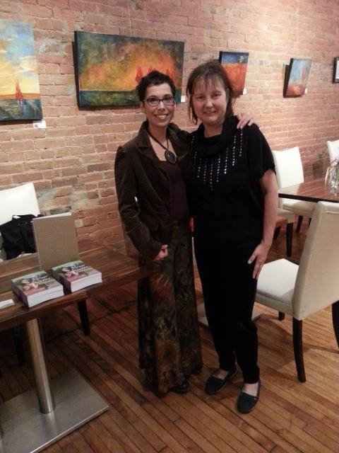 Book Signing at Rawlicious Whitby